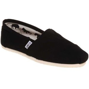 Toms Classic Canvas Slip On
